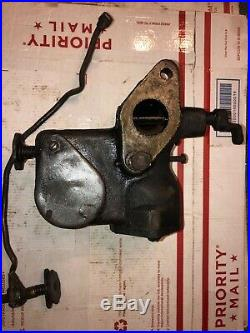 Fairbanks Morse Throttle Govd Hit Miss Engine Carburetor Mixer 3 & 6hp