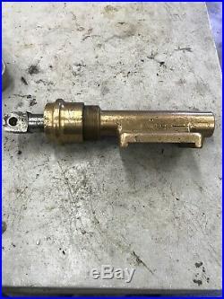 Fairbanks Morse Type N Antique Hit And Miss Gas Engine Original Brass Fuel Pump