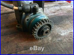 Fairbanks Morse Type R Magneto & Gear HIT MISS Engine Fully charged & VERY HOT