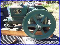 Fairbanks Morse ZC 3 HP Z C Hit Miss vintage Flywheel Throttle Governed Engine