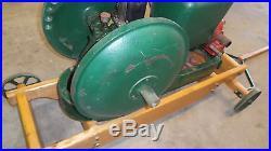 Fairbanks Morse Z Hit Miss Engine & Cart Hit-N-Miss Motor 2 hp Hit N Miss