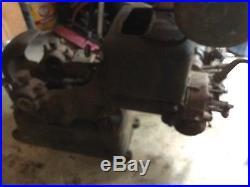 Friend DX Hit & Miss Engine Plus Fairbanks Type H Parts