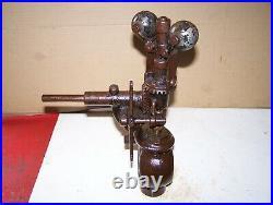 GARDNER 1 NPT Steam Engine GOVERNOR Hit Miss Gas Tractor Magneto Oiler NICE
