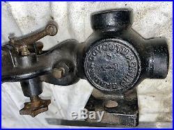 GARDNER 1 Vertical 2 Ball Fly Governor Steam Gas Oilfield Engine Hit Miss
