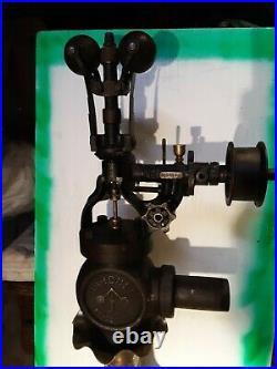 GARDNER Vertical 2 Ball Fly Governor Steam Engine