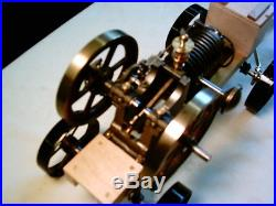 Gade 1/4 Scale Hit and Miss Model Engine
