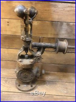 Gardner 2 Steam Engine Governor Quincy IL Antique Hit Miss Engine Tractor