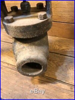 Gardner 2 Steam Engine Governor Quincy IL Antique Hit Miss Engine Tractor Gas