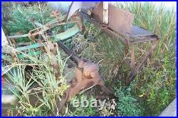 Gas Engine Saw Rig Cart