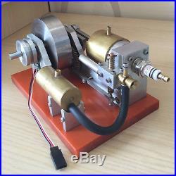 Gasoline Engine Model Toy Horizontal Gasoline Engine Hit Miss Engine Model Toy