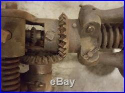 Good Gas Engine Hit Miss Steam Tractor Governor Bessemer