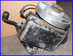 Good Used Maytag Washing Machine Motor 72D Vintage Hit & Miss Twin Gas 72 Runs