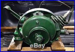 Great Running 1935 Maytag Model 31 Gas Engine Motor Hit And Miss Antique RESTORE
