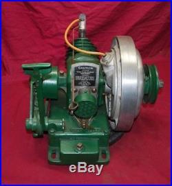 Great Running Maytag Model 92 Gas Engine Motor Hit & Miss Wringer Washer #538801