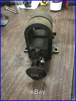 Great Sears Roebuck Rare Friction Magneto Antique Hit And Miss Gas Engine