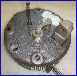 HEAD for 6hp STOVER RX Hit and Miss Old Gas Engine NICE