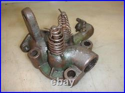 HEAD with VAVLES for 1-1/2hp JOHN DEERE E Hit and Miss Old Gas Engine