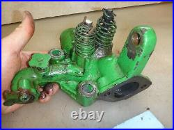 HEAD with VAVLES for 1-1/2hp JOHN DEERE E Hit and Miss Old Gas Engine NICE