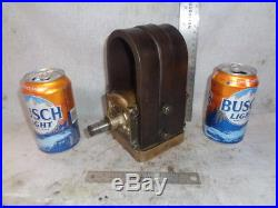 HOT Associated/United 4 bolt magneto BRASS for hit miss gas engine