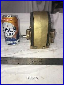 HOT Brass IHC Magneto Type Accurate R Hit Miss Auto Tractor International Mag