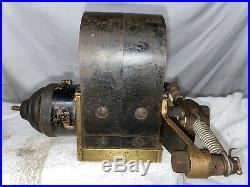 HOT German Robert Bosch Magneto Oscillating Flipper 2 Bar Hit Miss Gas Engine
