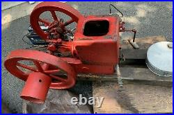 Headless Witte Hit and Miss Engine 2 HP antique Runs Pick up Only Northern NJ