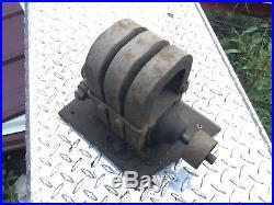 Hendricks Novelty Co gas engine Eureka auto sparker dyno No. 2645 hit & miss