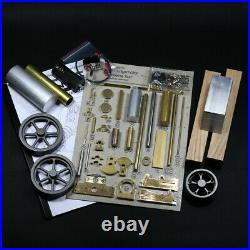 Hit & Miss Little Karl Premilled material kit stationary combustion engine