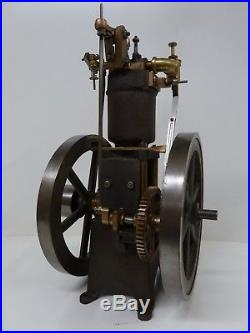 Hit & Miss Model Gas Engine Machinist Made From Castings 8 Flywheels