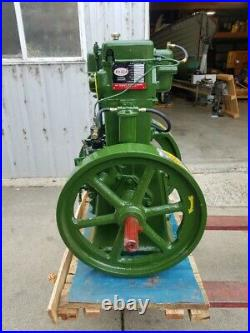 Hit and Miss Listeroid / Lister CS stationary diesel engine