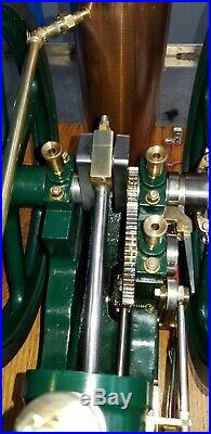 Hit and Miss Model Fairbanks Morse 25hp 1/4 Scale, Running Model Engine
