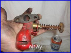 Hit miss carb for 1 1/2 hp Fairbanks Morse for Hit Miss Gas Engine