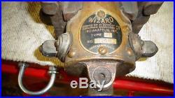 Hit & miss engines dyno generator