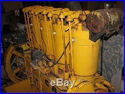 Holt 75 Crawler Tractor Engine Hit & Miss Steam 10 15 18 20 25 30 40 45 60 65