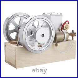 Horizontal Hit and Miss Complete Engine Model STEM Upgrade Gasoline Engine Toy
