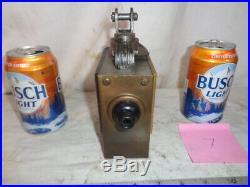 Hot EK Magneto Single Cylinder hit miss gas engine