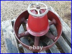 Huge 20 Inch Havana Clutch Pulley Steam Thresher Tractor Hit Miss Engine Bolt on