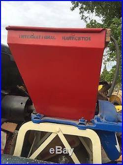 IHC 6 Inch Feed Grinder Hit Miss Engine International Harvester