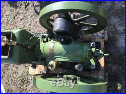 IHC International 1 HP Mogul Hit and Miss Engine
