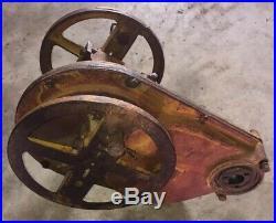 IHC International LB 1 1/2-2 1/2 Hp Engine Pump Jack PUMPJACK Hit And Miss Motor