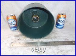 IHC M / Mogul 8 cast iron pulley International Harvestor hit miss gas engine