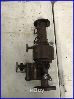 IHC Mogul 4HP Antique Hit And Miss Gas Engine New Carburetor