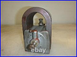 IHC TYPE R MAGNETO Serial No. 250090 Hit and Miss Gas Engine IHC M or MOGUL MAG