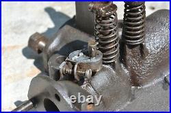 IHC type M Hit Miss Engine McCormick Deering Original Cylinder Head