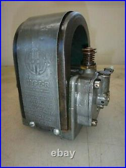 INTERNATIONAL TYPE R MAGNETO Serial No. 274860 Hit and Miss Gas Engine IHC MAG