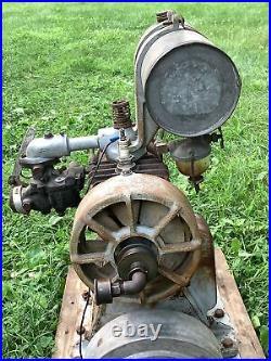 Ideal Model V Engine Model V Ideal Briggs & Stratton FH Engine
