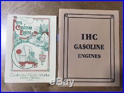 International Harvester Hit And Miss Engine. Hit & Miss Engine
