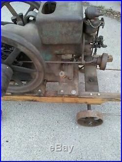 International Harvester M Engine Hit And Miss Motor IHC complete