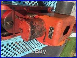 International LB gas engine hit miss