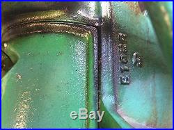 JOHN DEERE 1.5 HP HIT AND MISS ANTIQUE ENGINE TYPE E